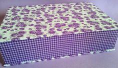 BETE SP ARTES: Caixa com toalha