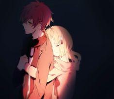 Diabolik Lovers (More Blood)- Ayato x Yui #Anime #Game #Otome