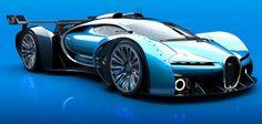 2016 Bugatti Vision Gran Turismo - Recherche Google