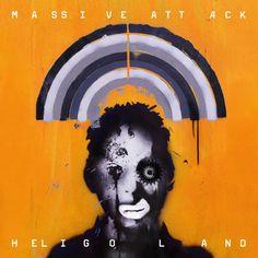 Massive Attack 'Heligoland', design by Robert del Naja
