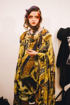 Vivienne Westwood AW15, womenswear, Dazed