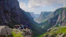 It took 485 million years for Mother Nature to create this UNESCO World Heritage Site, covering square kilometres. Hike along the Earth's mantle, or sail through glacier-carved fjords. Gros Morne, Newfoundland And Labrador, Top Destinations, Mother Nature, Sailing, National Parks, Earth, World, Places