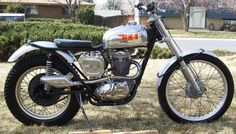 1968 BSA 441 Victor Special Trials