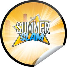Steffie Doll's WWE SummerSlam Countdown: Live TONIGHT! Sticker | GetGlue