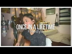 """""""Once In A Lifetime"""" (Freestyle) Cover - Ruth Anna - YouTube Once In A Lifetime, Anna, Cover, Youtube, Blanket, Youtubers, Youtube Movies"""