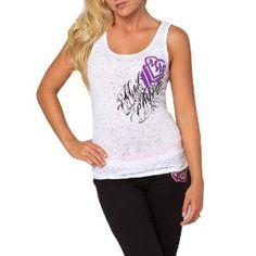 Metal Mulisha Corset Women's Tank Casual Wear Shirt/Top - White / Medium --- http://www.amazon.com/Metal-Mulisha-Corset-Womens-Casual/dp/B00AIGZ3KI/?tag=jayb4903-20