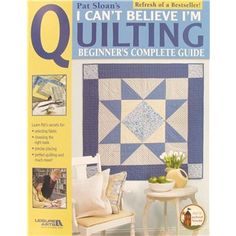 Leisure Arts I Can't Believe I'm Quilting Book | Shop Hobby Lobby