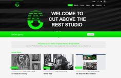 Cut above the rest web site