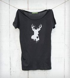 Womens Deer Tee | Collections Earth Day | Naturwrk | Scoutmob Shoppe | Product Detail $23