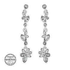 b6f243081 Jon Richard Jon Richard Sophia botanical drop earrings MADE WITH SWAROVSKI  CRYSTALS
