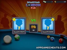 8 Ball Pool Cheats, Tips & Hack for iOS and Android  #8BallPool #Popular #Sports http://appgamecheats.com/8-ball-pool-cheats-tips-hack-ios-android/