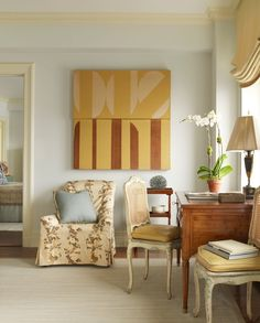 See more of Jayne Design Studio's Beekman Place Apartment on 1stdibs