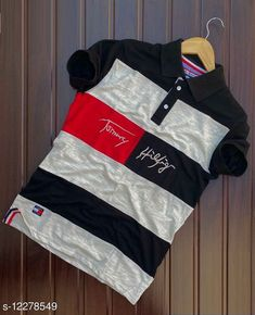 Cute Couple Outfits, Tommy Hilfiger Fashion, Orange T Shirts, Latest T Shirt, Stripes Design, Black And Grey, Gray, Mens Fashion, India