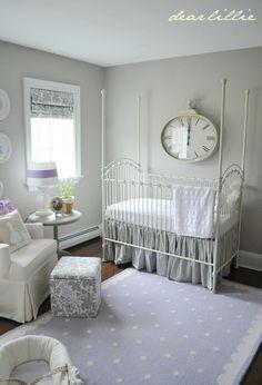 Everly's Nursery  by Dear Lillie