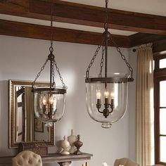 Decor, Shop Lighting, Pendant Lighting, Fixtures, Rustic Light Fixtures, Glass Pendant Light, Light Fixtures, Candelabra Decor, Dining Room Lighting