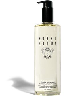 ...Deluxe size Bobbie Brown Cleanser.  Love this stuff! Available online at bobbiebrown.com