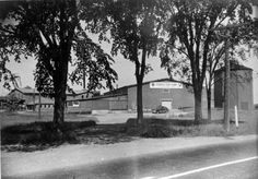 Stokely Van Camp canning factory, 1947