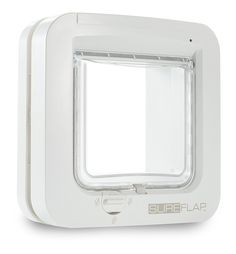 SureFlap Microchip Cat Door- White *** Visit the image link more details. (This is an affiliate link and I receive a commission for the sales)