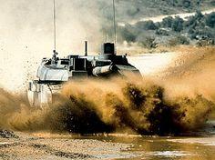 Main Battle Tank AMX Leclerc (France)