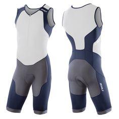 My Triathlon - 2XU Men's Dark Shield LD Trisuit - No Stock, �155.00 (http://mytriathlon.co.uk/2xu-mens-2013-dark-shield-ld-trisuit-mt2254d/)