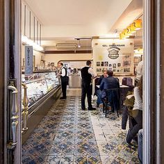Granja M. Viader, Barcelona - Albert Adrià, co-creator of the legendary #ElBulli, loves breakfast at this old-school café.