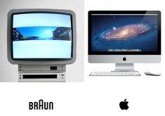 apple design inspired by Dieter Rams