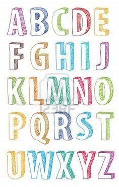 Doodle Letters                                                                                                                                                                                 Más