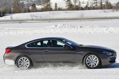 it's no problem drive your BMW 6 on the snow #BMW6Series #Car #Auto #Car2015 #Review #BMW visit my blog car2015reviews.com