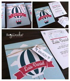 Invitaciones Bautizo www.taguinche.com Baby Baptism, Baptism Party, Christening, Teddy Bear Party, Baby Shower Invitaciones, Ideas Para Fiestas, Baby Shower Parties, Diy And Crafts, Bridal Shower