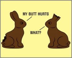 Easter Bunny Humour