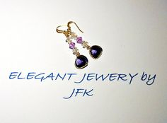 Hey, I found this really awesome Etsy listing at https://www.etsy.com/listing/164849946/deep-purple-tanzanite-swarovski-crystals