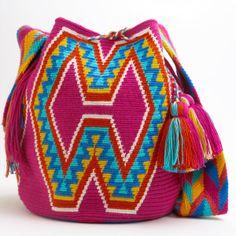 WAYUU TRIBE | Handmade Bohemian Bags!  Wayuu Bags starting at $98.00 - $225.00…