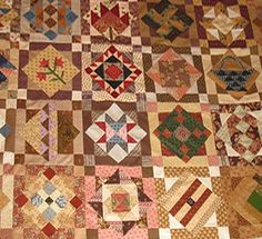 What to do if quilt blocks are not all the same size.