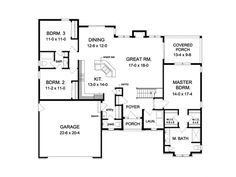 house plans 1200 to 1400 square feet   ... bedroom 650 sq ft 1 bed ...