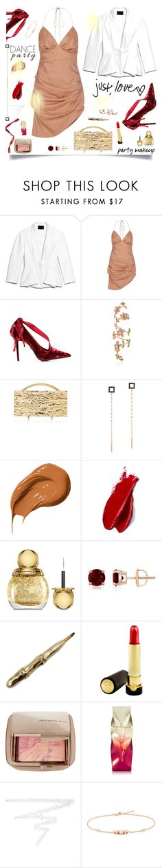 """The Weekend"" by sue-mes ❤ liked on Polyvore featuring Jacquemus, Le Silla, Stéfère, L'Afshar, Lana, Bobbi Brown Cosmetics, Balmain, Christian Dior, Cartier and Tatcha"