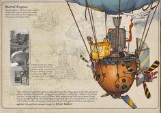 Hot air balloon design... Martin Bergquist