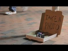 Doing this in downtown before I leave for college. If you see this, don't just steal the friggin' camera. Do something with your lives people. Looks like so much fun!