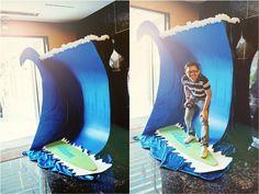 Adam's Surf's Up Summer Party – 1st Birthday - Party Doll Manila Venez profitez de la Réunion !! www.airbnb.fr/c/jeremyj1489