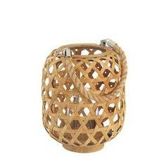 Small Bamboo Woven Lantern