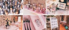 Wedding decorations and theme ideas | Lulworth Castle weddings