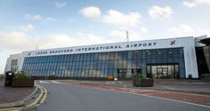 Leeds Bradford international Airport is situated at Yeadon, Cityof Leeds Metro District in West Yorkshire, England 11 km northwest of Le. West Yorkshire, Leeds Bradford, International Airport, New Pictures, Bridge, Death, Dogs, Mail Online, Travel