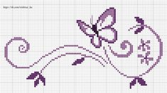 Newest Free Cross Stitch butterfly Tips Considering I am combination regular sewing since I was a girl My partner and i occasionally presume that eve Cross Stitch Letters, Cross Stitch Borders, Cross Stitch Art, Modern Cross Stitch, Cross Stitch Designs, Cross Stitching, Cross Stitch Embroidery, Butterfly Cross Stitch, Cross Stitch Flowers