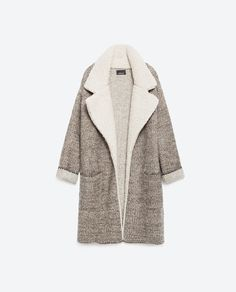 JACKET WITH LAPELS-View all-Outerwear-WOMAN | ZARA United States