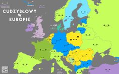 - Quotation marks by European country.More writing maps >>