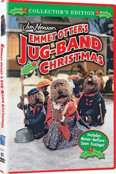 Emmet Otter's Jug-Band Christmas (Collector's Edition) Ly... https://www.amazon.com/dp/B0009PLLK4/ref=cm_sw_r_pi_dp_x_GX1ZxbF779EJ6