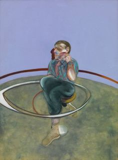 Francis Bacon, Self-Portrait . 1978