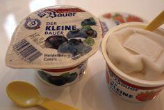 Wäre doch schön, wenn die lieben Kleinen in ihrer Küche einen Vorrat vom Lieblingsjoghurt hätten, den sie immer und immer wieder essen könne...