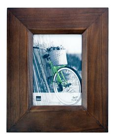Kiera Grace Broadwood Picture Frame, 5-Inch by 7-Inch, Walnut -- Find out more about the great product at the image link. (This is an affiliate link) #PictureFrames
