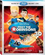 Meet the Robinsons 3D Blu-ray