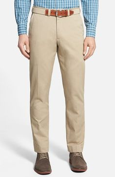 Men's Big & Tall Bills Khakis 'M3' Trim Fit Vintage Twill Pants